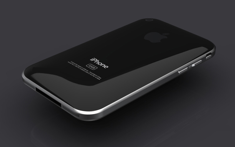 iPhone Concept Back
