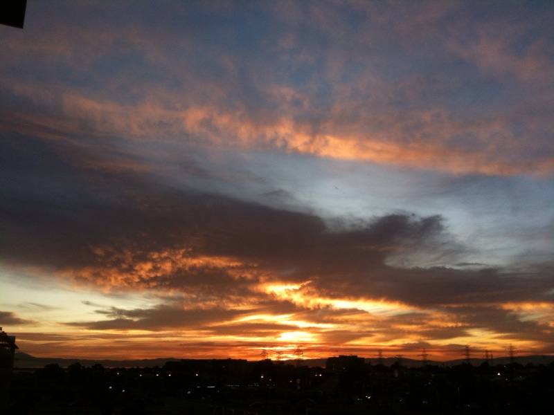 Millbrae Sunrise